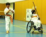 伊藤数子「障がい者スポーツの現場から」