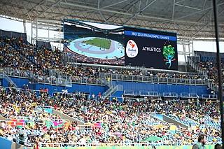 (写真:昨年のリオパラリンピック。この50年以上前、東京でパラリンピックが開催された)
