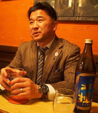 吉田義人(ラグビー指導者)<前編>「音も楽しむ飲み
